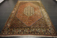 Magnificent -Persian carpet- -Province: Bidjar- -Made in Iran- -plant-based colours- -205 x 305cm-