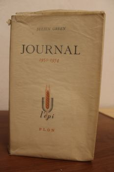 Julien Green - Journal 1950-1954 - 1955
