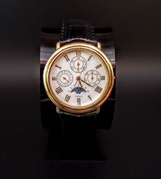 Yema Moonphase France Triple Date - Men's Wristwatch