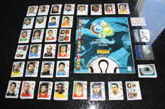 Panini - FIFA World Cup 2006 Germany - Original empty album + Complete sticker set of a total of 597 pieces