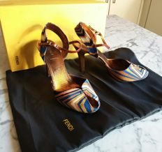 Fendi shoes.