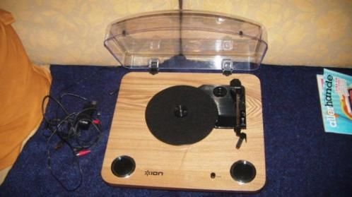 Ion AIR LP Record player with bluetooth for PC