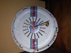 Decoration Clock Martini - Porsche. Century. XXI