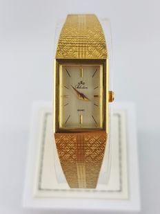 Selection Quartz Gold watch | Gold-plated |  70er Retro Vintage