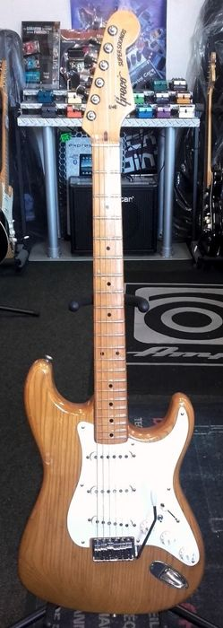 GRECO Stratocaster ASH Import Japan 1976