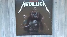 3 live Double Albums by Metallica, Woodstock 1994, Live at Winston Farm NY 1994 HQ 180 Grams, Live at the Playhouse Theatre 1986