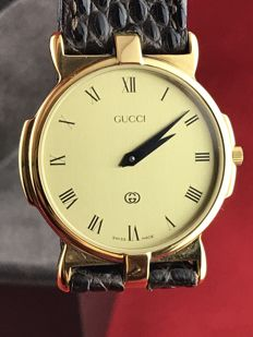 Gucci 3400 M, Women's wristwatch from the 1990s, NOS
