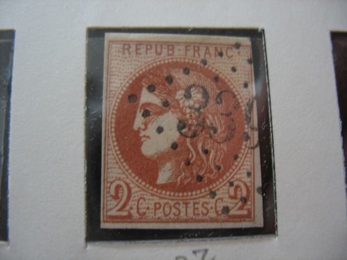 France 1852/1960 - collection from the first issues