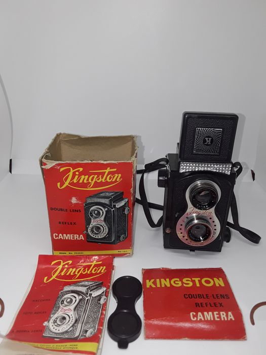 Kingston twin lens camera