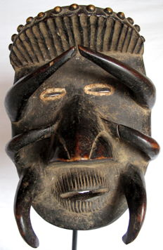 Powerful Warmask – Bété – Ivory Coast