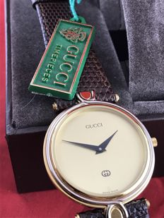 Gucci, Woman's wristwatch from the 1990s, NOS