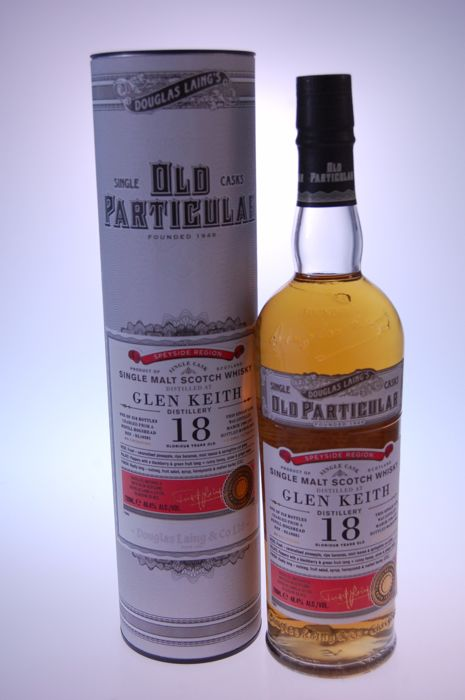 Glen Keith 18 years Old Particular