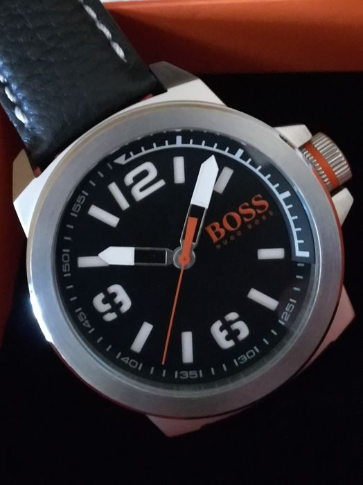 Hugo Boss Orange New York - Men's watch - 2015 - as new -