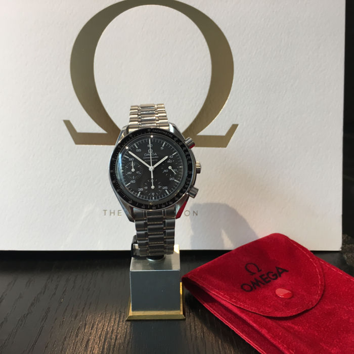 OMEGA Speedmaster Reduced Men's Chronograph Automatic