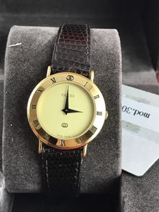 Gucci 3000 L, Women's wristwatch from the 1990s, NOS