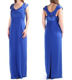 Calvin Klein - Evening royal blue dress
