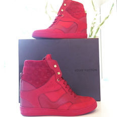 Louis Vuitton, high top wedges