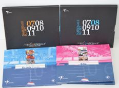 The Netherlands - Year packs 2005 up to and including 2008 BU