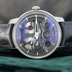 Girard-Perregaux - Neo-bridge - 2017 (date to be included in the purchase)