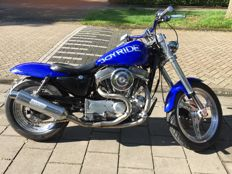 Harley Davidson - XLH 883 - Custom Build - 1991