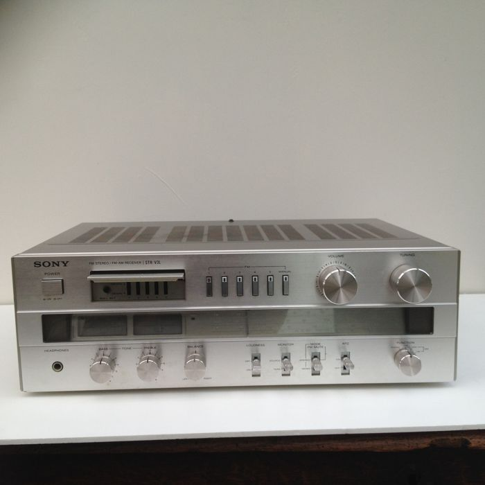 STR - V3L Tuner Amplifier