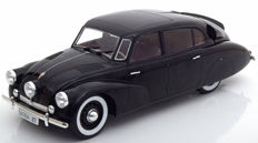 MCG Models - Scale 1/18 - Tatra 87 1941 - Colour  Black