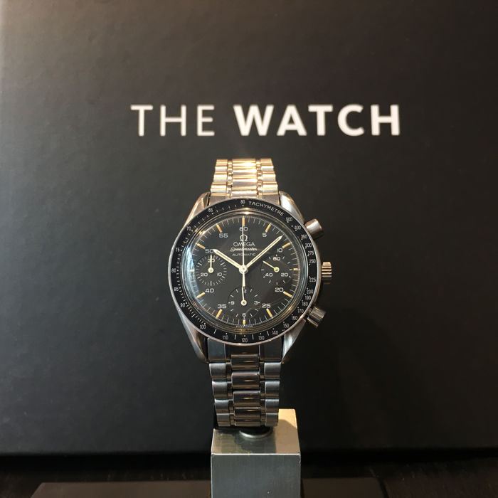 Omega Speedmaster Reduced Chronograph Ref. 1750032