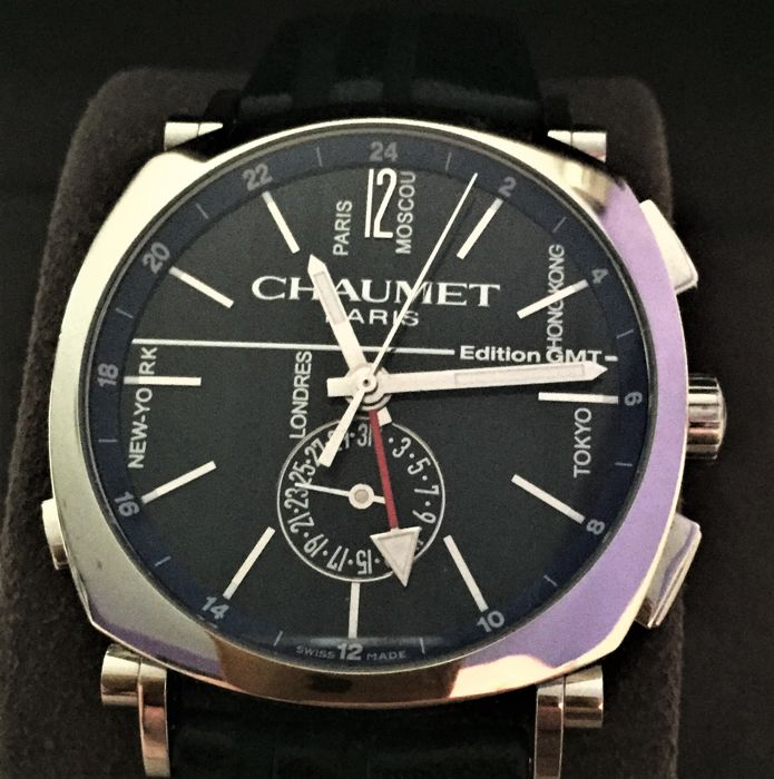 Chaumet Dandy XL GMT