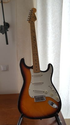 Original Fender Standard Stratocaster made in Mexico 1997