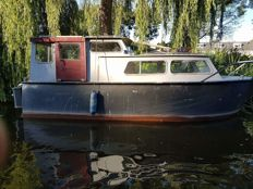 Well sailing Cruiser of 7 m long, fixer-upper - ca 1980 - **no reserve price**