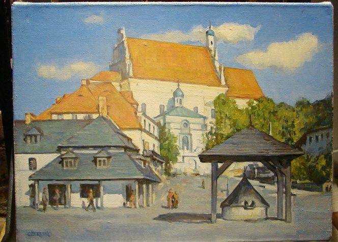 "Czerepko (20th century) ""Old Town"""