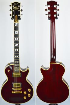 GIBSON LES PAUL SUPREME Wine red 2006 Import USA
