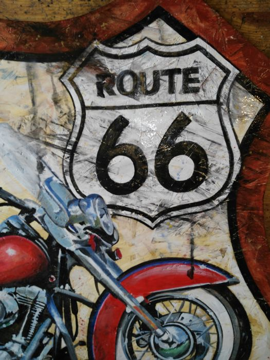 66 Hd 1080x1920 Iphone 6 Plus Wallpaper Free Download: Harley Davidson Route 66