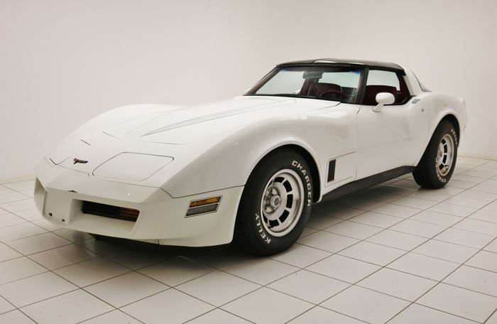 Chevrolet - Corvette C3 Stingray - 1981