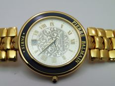 pierre balmain arebesque w watch men nos. quartz eta retail