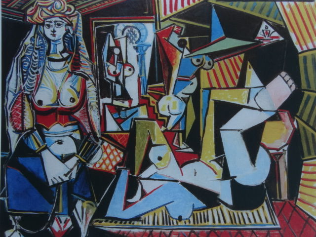 Pablo Picasso (after) - Women in Algiers