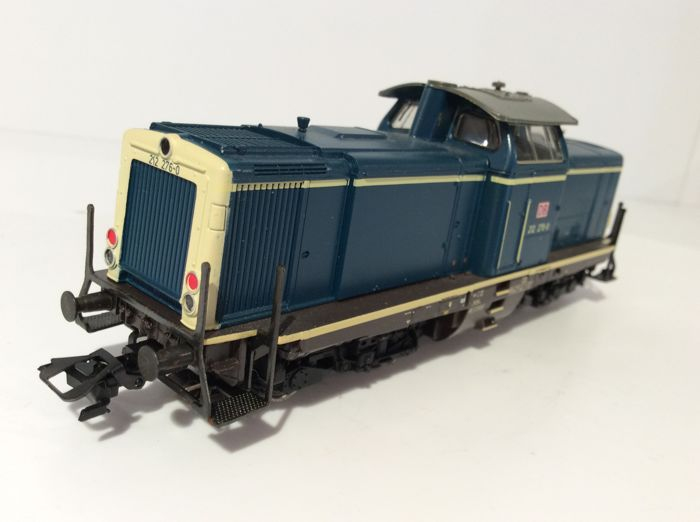 Märklin H0 - 37725 - Diesel locomotive BR 212 of the DB (1733)