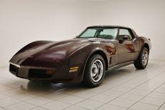 Chevrolet - Corvette C3 Stingray Targa L82 - 1980