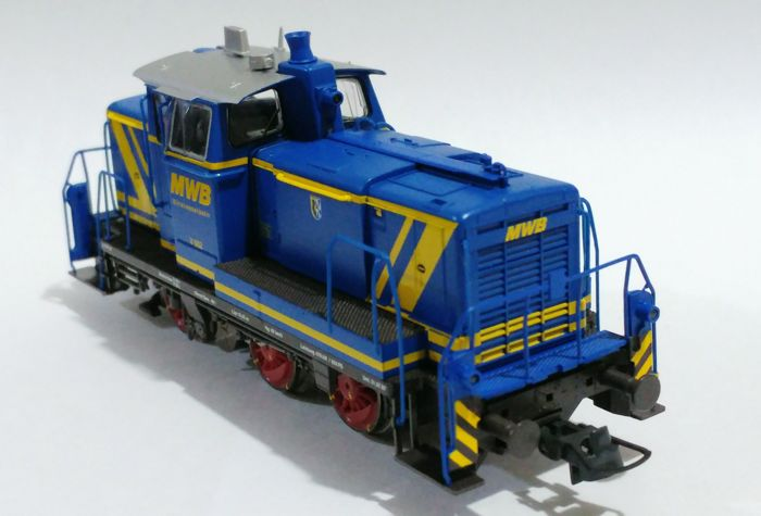 Roco H0 - 62968 - Diesel locomotive BR 662 ex DB BR260 Ep5 of the MWB