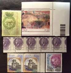 Italy - Lot of 5 Variations