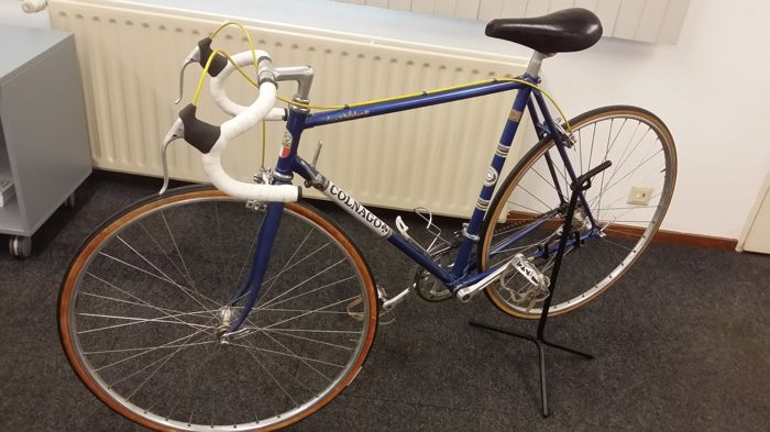 Colnago replica based on a Martelly frame - 1970's