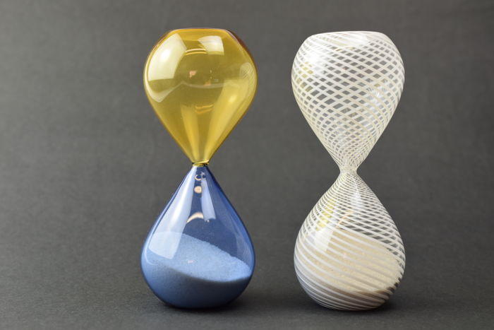 De Mio Giuliano - Pair of hourglasses