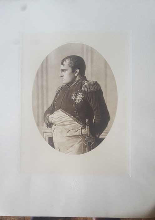 Napoleon 1 in Russia/Germany/1898.
