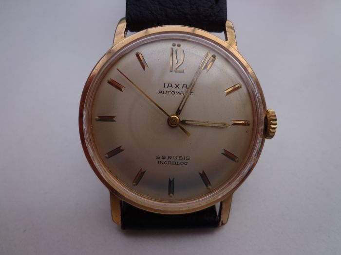 Iaxa men's wristwatch, 1960s