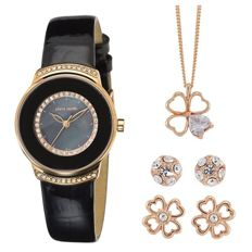 Pierre Cardin - lady's gift-set,watch and jewelry - PCX0312L212 - Mujer - 2011 - actualidad