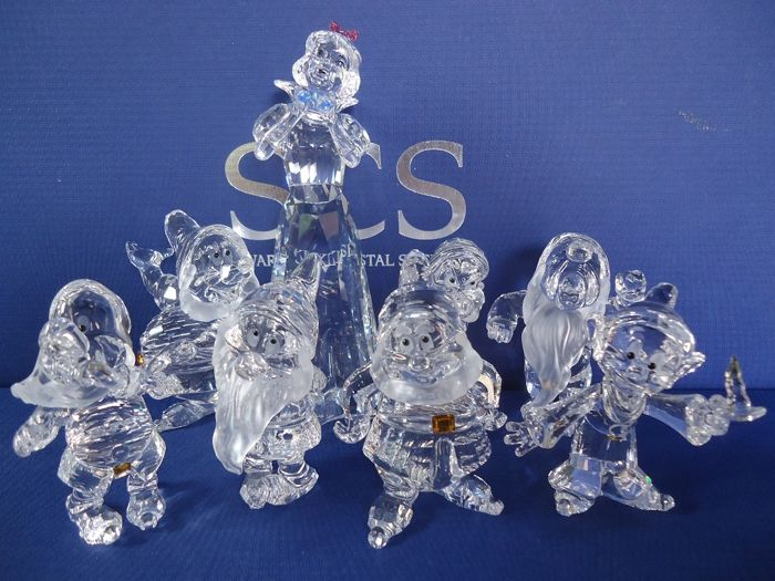 Swarovski - Snow White and the 7 dwarfs