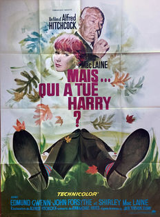 Michel Landi - Mais qui a tué Harry? / The trouble with Harry  (Alfred Hitchtcock) - circa 1970
