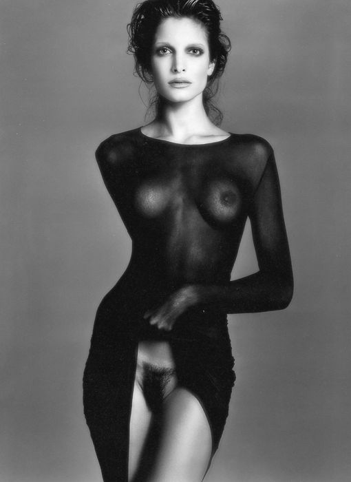 Richard Avedon (1923-2004) - Stephanie Seymour - New York, 1992