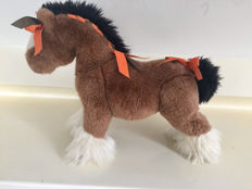 Hermes 'Hermy' - plush horse ** collector's item **