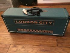 London city tube amp DEA 130 mk 5 - presumably from 1976